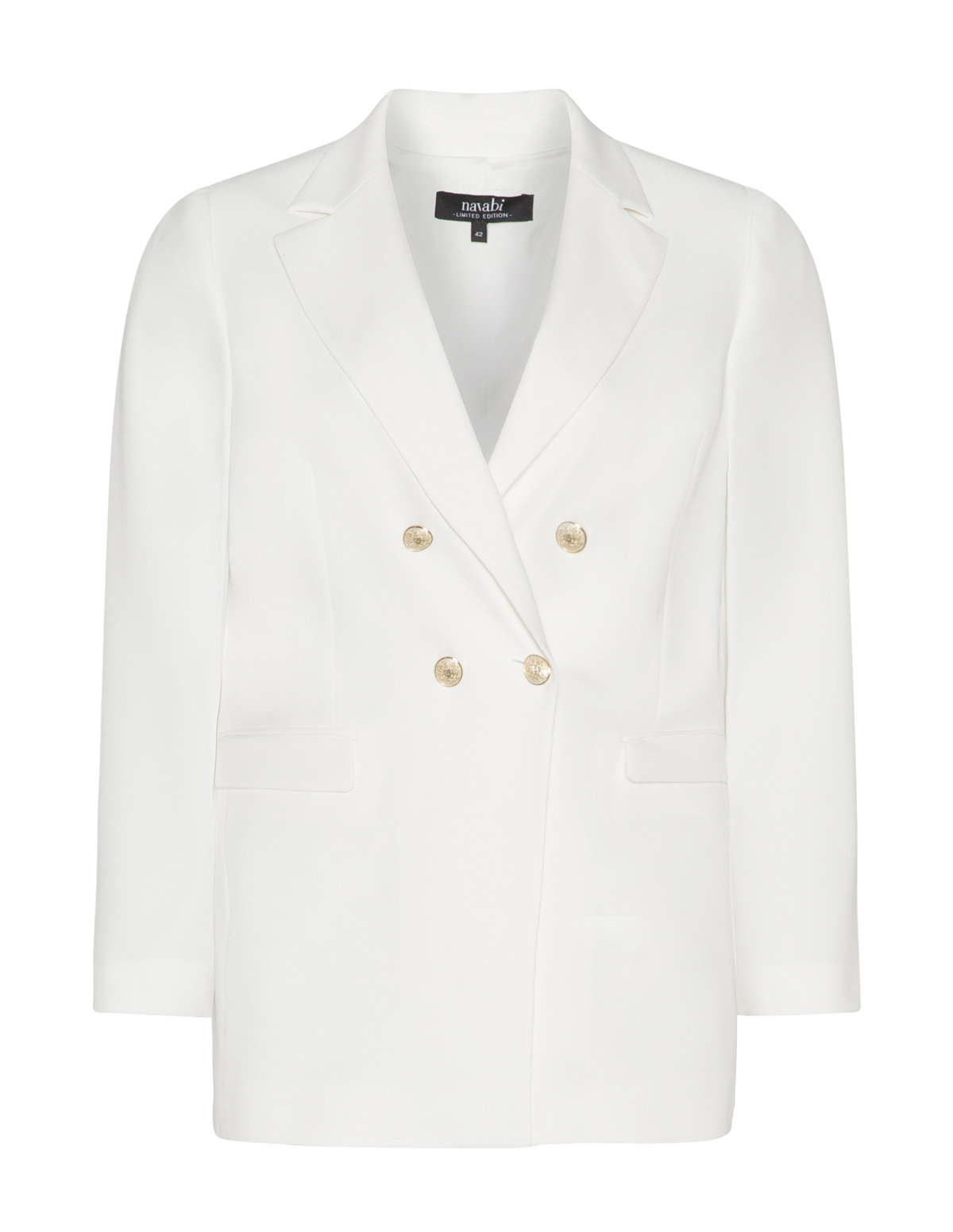 navabi Double-breased blazer